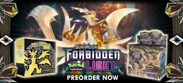 Předobjednávka Sun and Moon - Forbidden Light