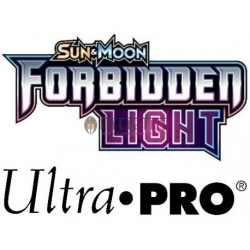 Pokémon Sun and Moon - Forbidden Light alba na karty Pokémon