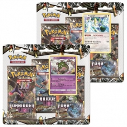 Pokémon Sun and Moon - Forbidden Light 3 Pack Blisters