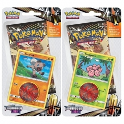 Pokémon Sun and Moon - Forbidden Light Check Lane Blisters