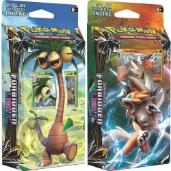 Pokémon Sun and Moon - Forbidden Light Theme Decks