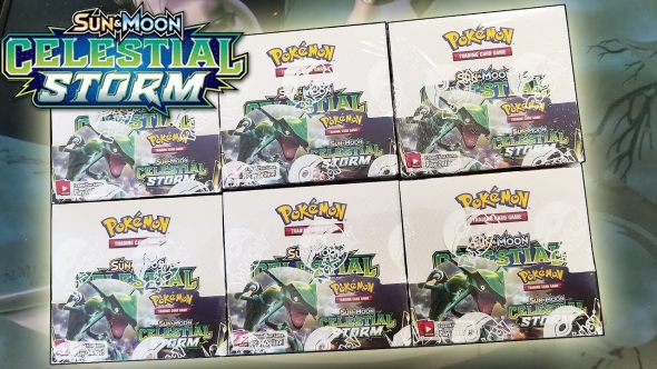 Celestial Storm Booster Boxes