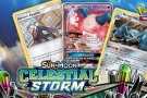 TOP10 karet z edice Sun and Moon - Celestial Storm