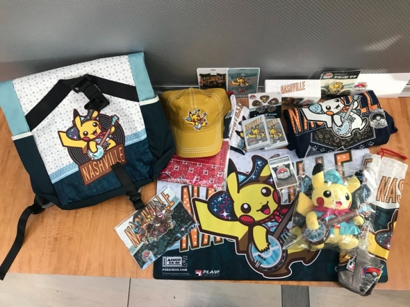 Pokémon Worlds 2018 Welcome Kit