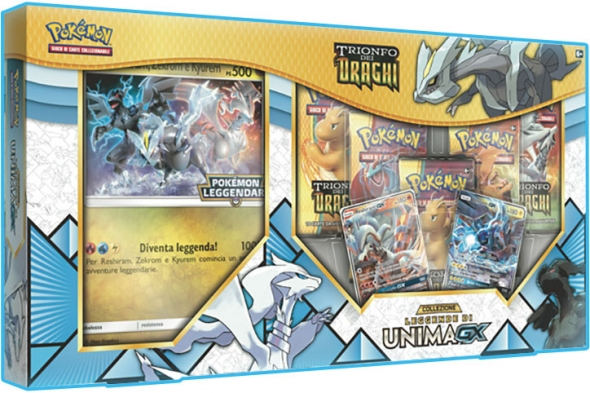 Dragon Majesty Legends of Unova Collection