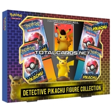 Pokémon Detective Pikachu Figure Collection