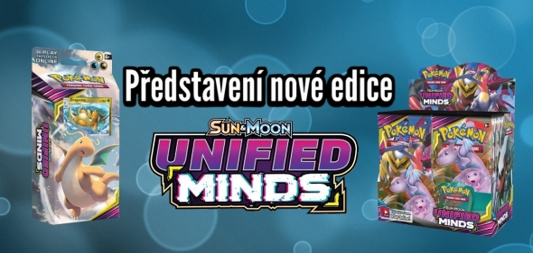 Nová Pokémon edice - Unified Minds