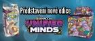 Nová Pokémon edice - Unified Minds
