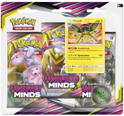 Unified Minds 3 pack blister Vikavolt