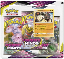 Unified Minds 3 pack blister Stakataka