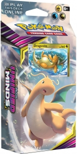 Unified Minds Theme Deck Dragonite