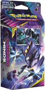 Unified Minds Theme Deck Necrozma