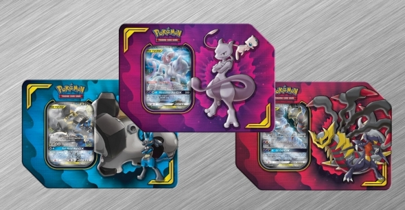Pokémon - Power partnership tins