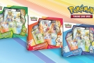 Pokémon - Gallar Collection boxy