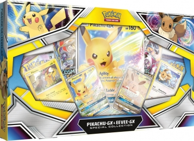 Pikachu-GX & Eevee-GX Special Collection