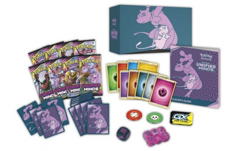 Pokémon Elite Trainer Box - Unified Minds