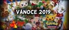 Vybíráme Pokémony na Vánoce 2019