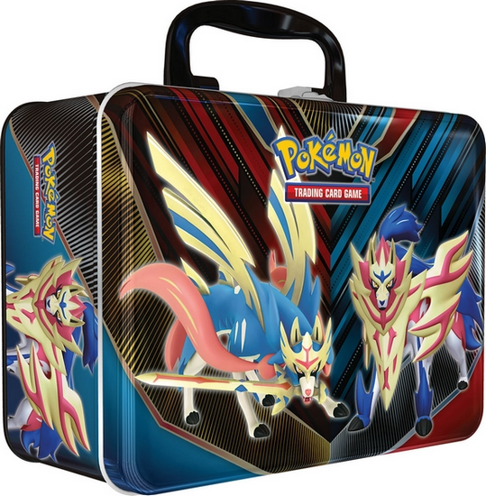Pokémon Spring 2020 Collector's Chest Tin