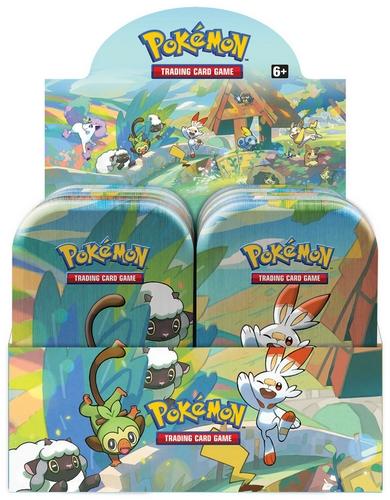 Pokémon Galar Pal Mini Tins