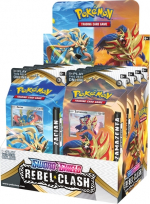 Pokémon TCG Rebel Clash PCD Theme Decky