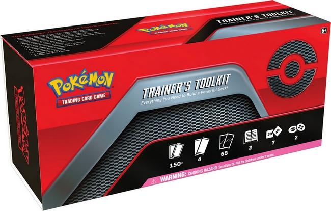 Pokémon Trainer's Toolkit