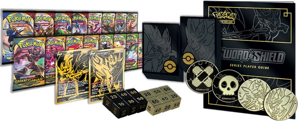 Pokémon TCG Sword & Shield Ultra-Premium Collection 3