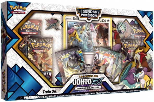Pokémon Legends of Johto GX